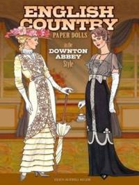 English Country Paper Dolls by Eileen Miller