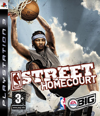 NBA Street Homecourt for PS3
