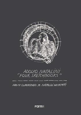 Adolfo Natalini 'Four Sketchbooks' by Adolfo Natalini image