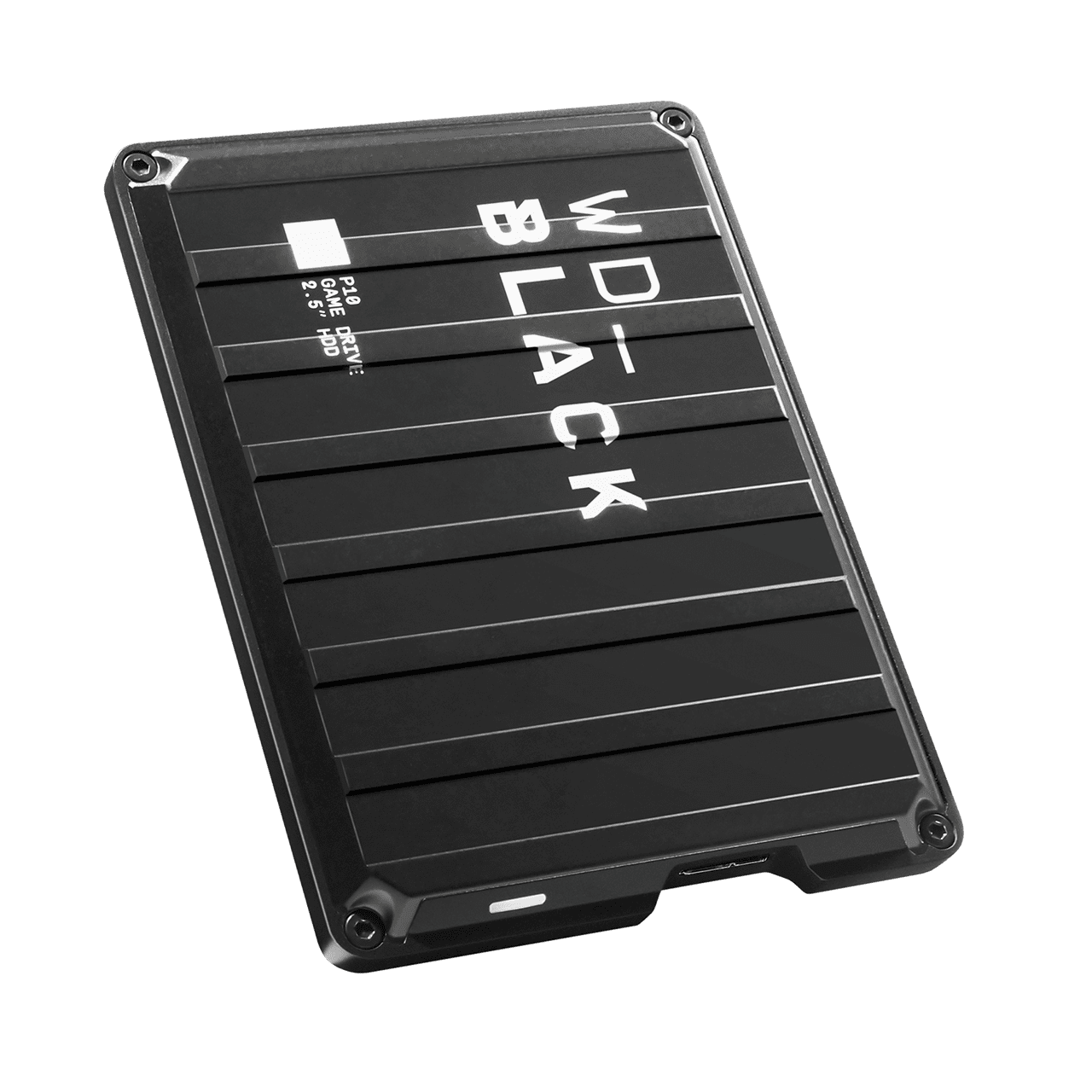 2TB WD Black P10 Game Drive for PS4, Xbox One, PC & Mac for  image