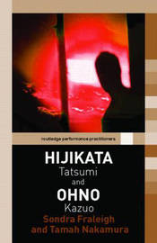 Hijikata Tatsumi and Ohno Kazuo by Sondra Fraleigh image