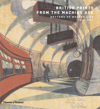 British Prints from the Machine Age: Rhythms of Modern Life 1914-1939 image