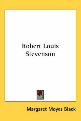 Robert Louis Stevenson by Margaret Moyes Black image