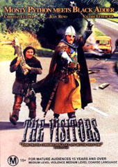 The Visitors on DVD