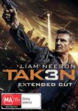 Taken 3 on DVD