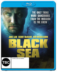 Black Sea on Blu-ray