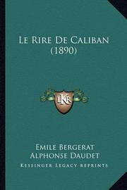 Le Rire de Caliban (1890) by Emile Bergerat