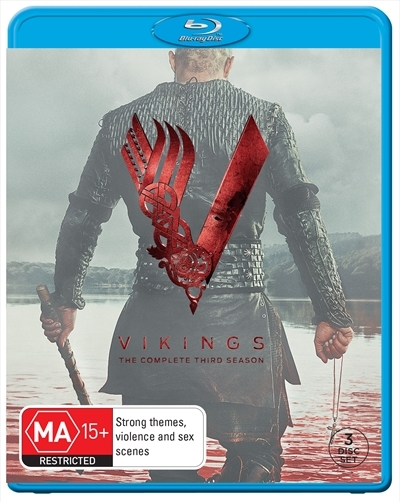 Vikings - The Complete Third Season on Blu-ray image