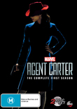 Agent Carter - The Complete First Season on DVD