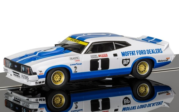Scalextric: Ford XC Falcon - 1978 Bathurst 1000 - Slot Car