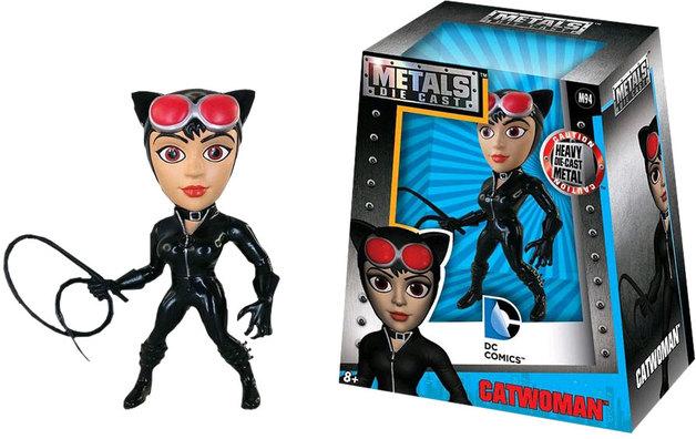 Jada Metals: Catwoman - Die-Cast Figure