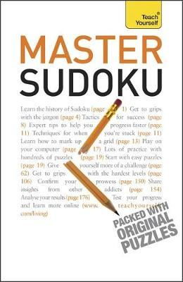 Master Sudoku: Teach Yourself by James Pitts image