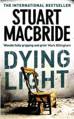 Dying Light (Logan McRae #2) by Stuart MacBride image