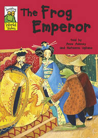 Leapfrog World Tales: The Frog Emperor by Anne Adeney image