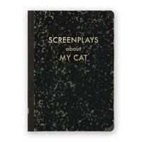 Mincing Mockingbird: Screenplays about My Cat - Journal