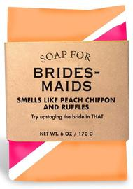 Whiskey River Co: Soap - For Bridesmaids