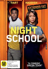 Night School on DVD