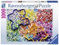 Ravensburger: 1,000 Piece Puzzle - The Puzzler's Palette