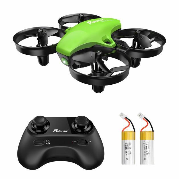 Potensic A20 Micro Drone - Green/Black