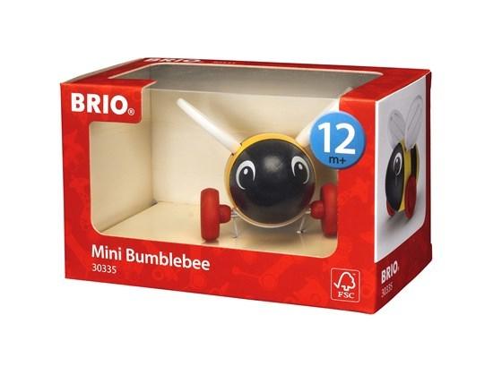 Brio - Mini Bumblebee Wooden Toy image