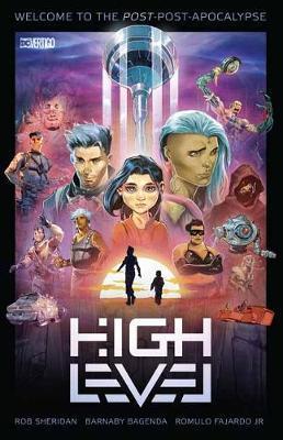 High Level Volume 1 by Rob Sheridan