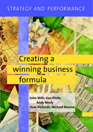 Strategy and Performance by John Mills image