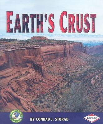 Earth's Crust by Conrad J Storad image