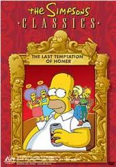 The Simpsons Classics - The Last Temptation of Homer on DVD