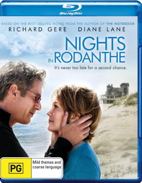 Nights In Rodanthe on Blu-ray