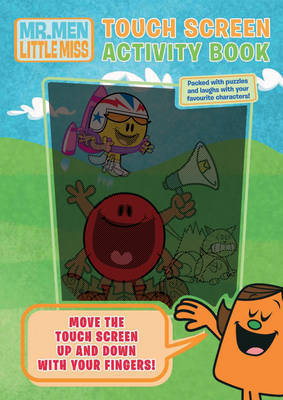 The Mr. Men Show Touch Screen Activity Book