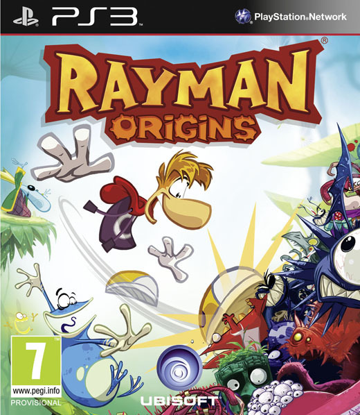 Rayman Origins for PS3