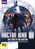 Doctor Who: The Time of the Doctor (2013 Christmas Special) DVD