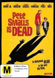 Pete Smalls Is Dead on DVD