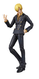 One Piece: Variable Action Heroes - Sanji Action Figure