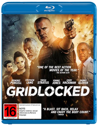 Gridlocked on Blu-ray