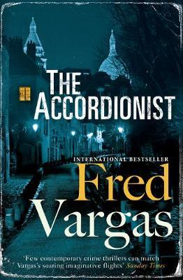 The Accordionist by Fred Vargas image
