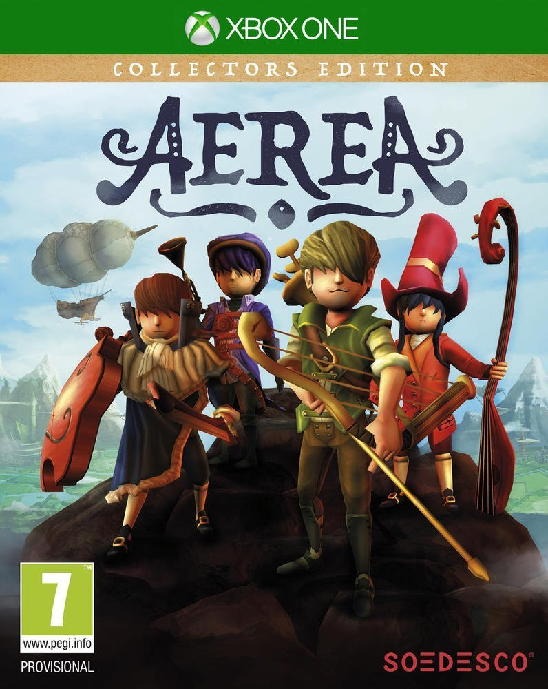 Aerea Collector's Edition for Xbox One image