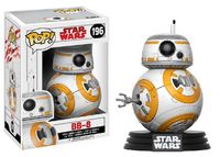 Star Wars: The Last Jedi - BB-8 Pop! Vinyl Figure image