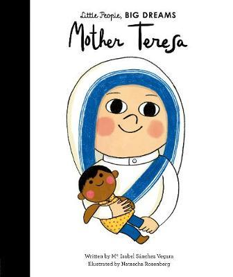 Mother Teresa by Maria Isabel Sanchez Vegara