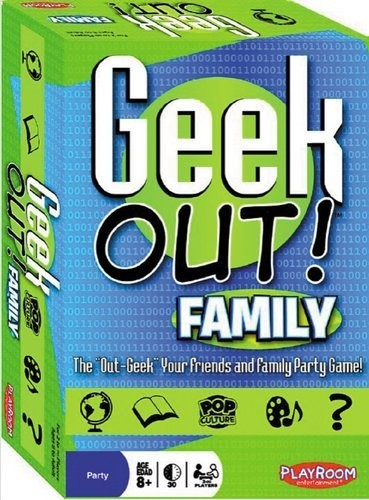 Geek Out! - Family Edition image