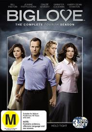 Big Love - Complete Season 4 (3 Disc Set) on DVD