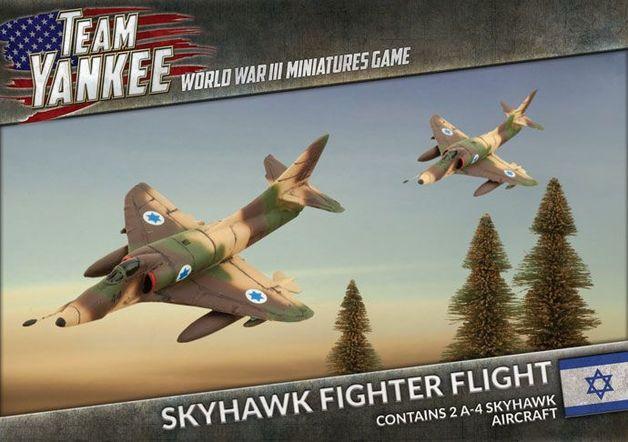Skyhawk Fighter Flight