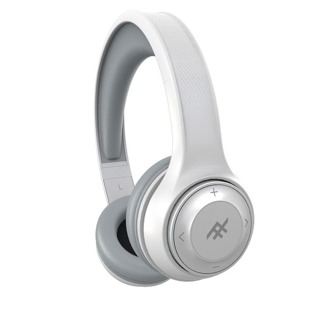 iFrogz: Aurora Wireless Headphones - White