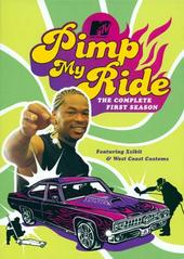 Pimp My Ride: The Complete First Season (3 Disc) on DVD