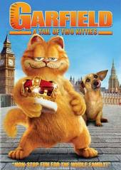 Garfield 2: A Tail Of Two Kitties on DVD