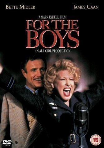 For The Boys on DVD image