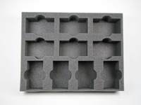 Movement Tray Holder 2 Foam Tray (BFL) (3.5 inch)