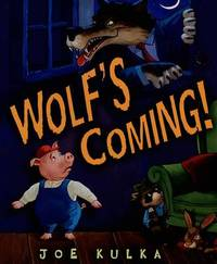 Wolf's Coming Library Edition by Joe Kulka