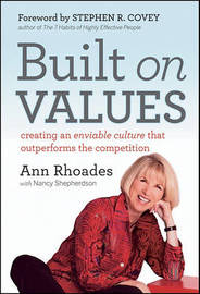 Built on Values by Nancy Shepherson