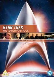 Star Trek III: The Search for Spock - The Feature Film DVD